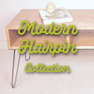 Modern Hairpin