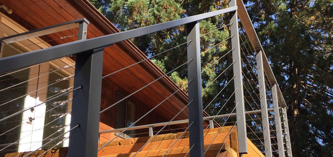 deck remodel construction